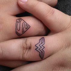 ideias tatuagem casal diferente