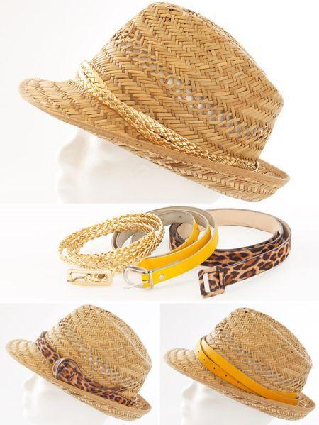 ideias.personalizar chapeu palha 2