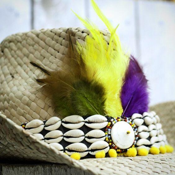 ideias.personalizar chapeu palha carnaval 2