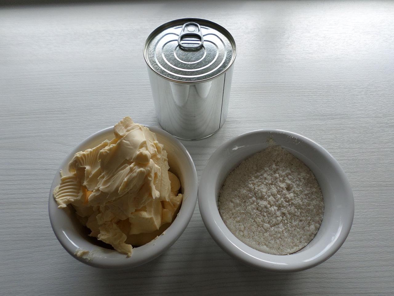 ingredientes biscoitos leite condensado