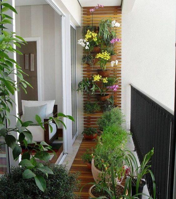 jardim vertical varanda