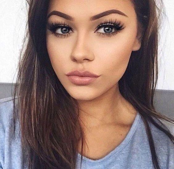 maquiagem adolescentes 7