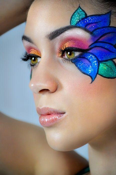 maquiagem carnaval 3