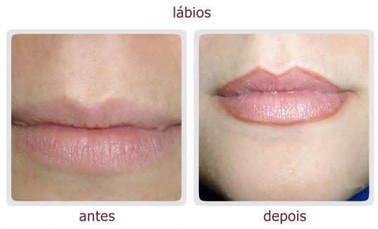 maquiagem definitiva labios