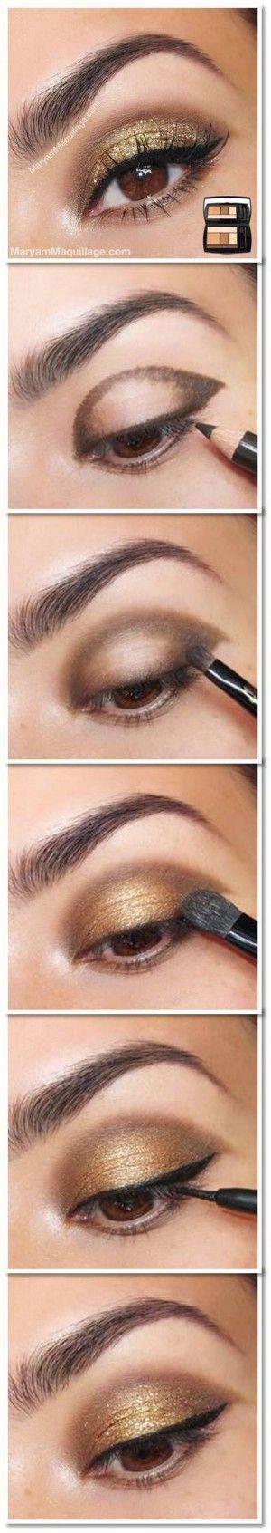 maquiagem tutorial festa