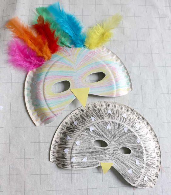 mascara carnaval prato descartavel 10