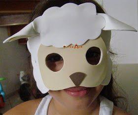 mascara pascoa 6
