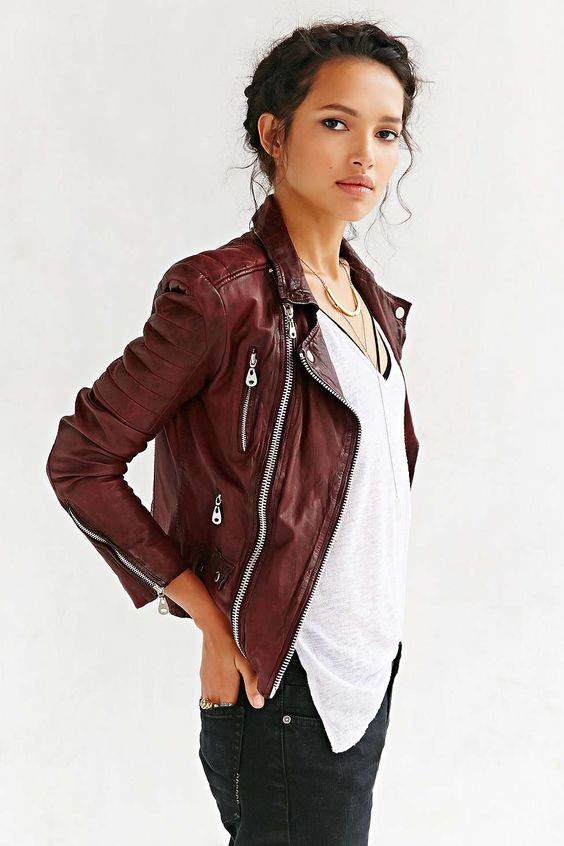 moda roupa couro 6