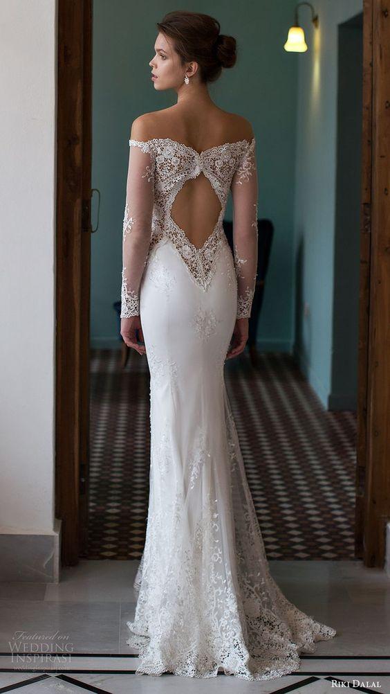 modelo vestido noiva justo