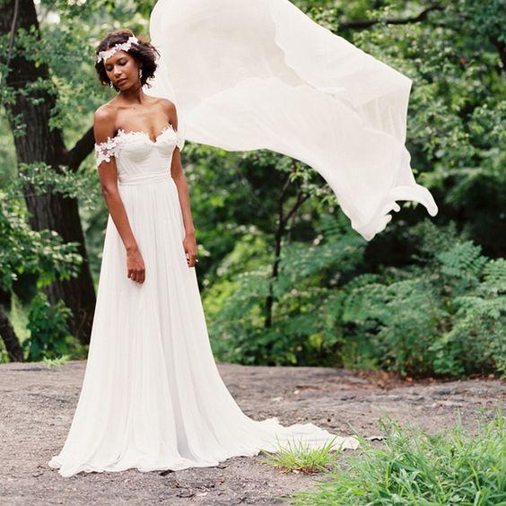 modelo vestido noiva verao cai cai