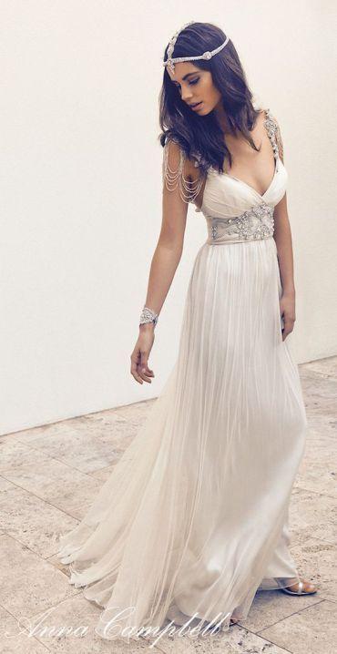modelo vestido noiva verao cintado