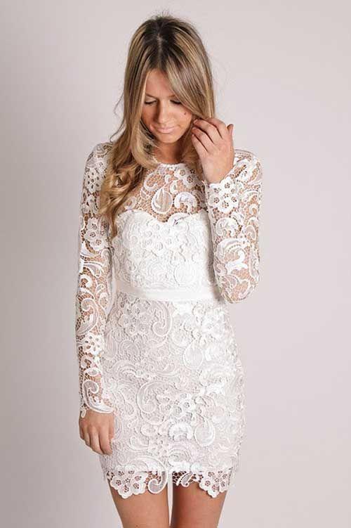 modelos dicas vestidos renda 2