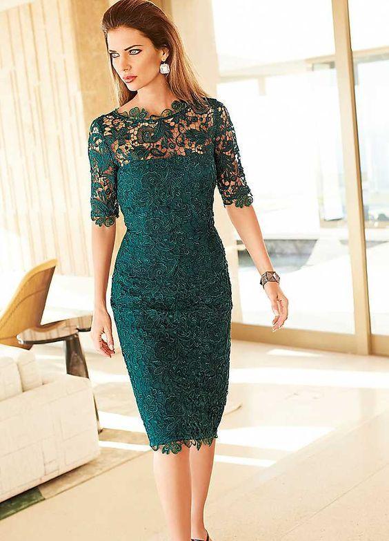 modelos dicas vestidos renda 3