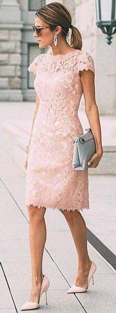 modelos dicas vestidos renda 5