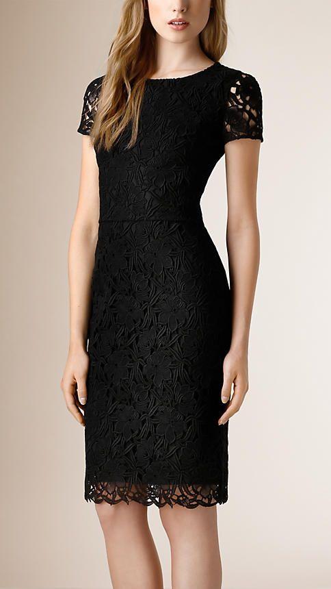 modelos dicas vestidos renda 8