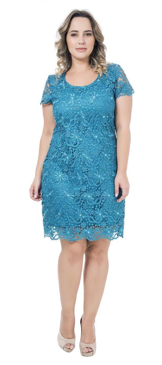 modelos dicas vestidos renda 9