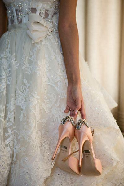 modelos sapatos noiva brilhantes