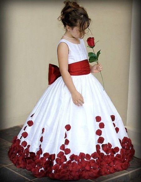 modelos vestidos daminhas 7