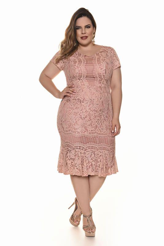 modelos vestidos plus size lindos 3