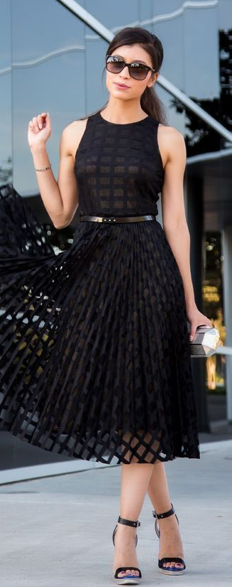 modelos vestidos pretos longos transparente