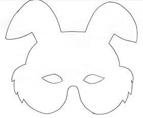 molde mascara pascoa 4