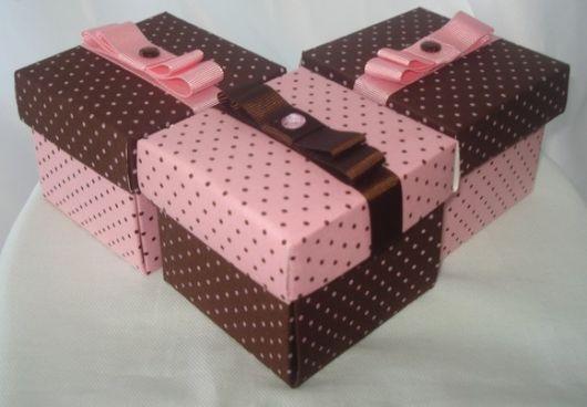moldes caixa papel