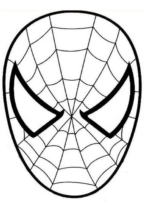 Como fazer m scara de carnaval passo a passo - Photo de spiderman a imprimer gratuit ...