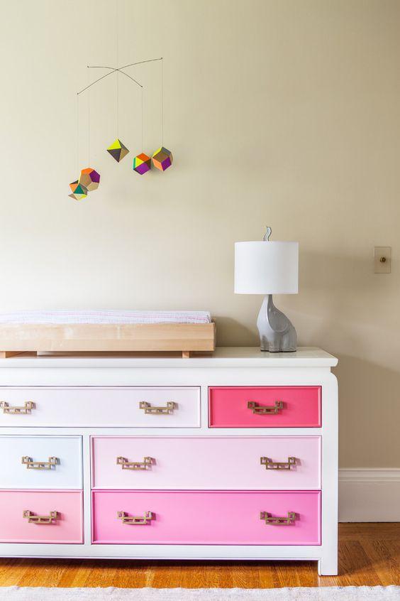 moveis quarto bebe pintados