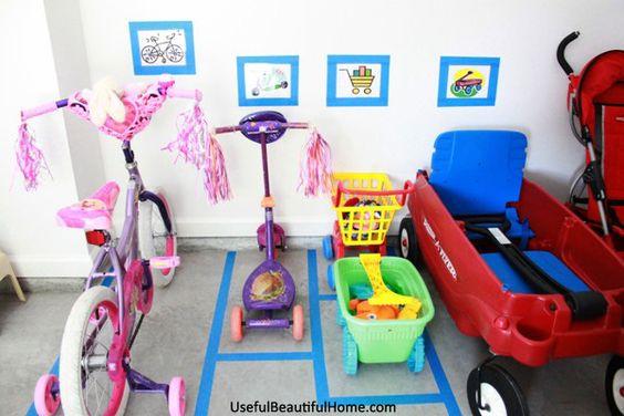 organizar brinquedos diy