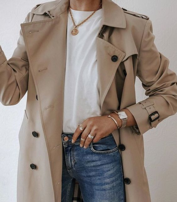 pecas chave trench coat 1