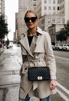 pecas chave trench coat