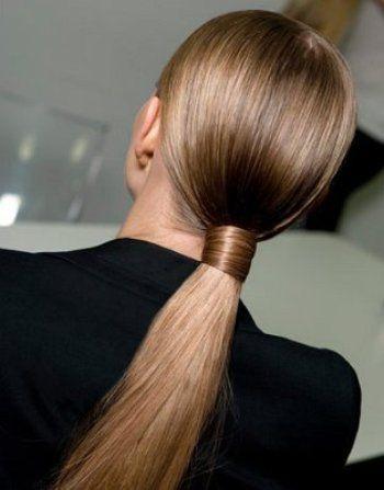 penteado cabelo liso 11