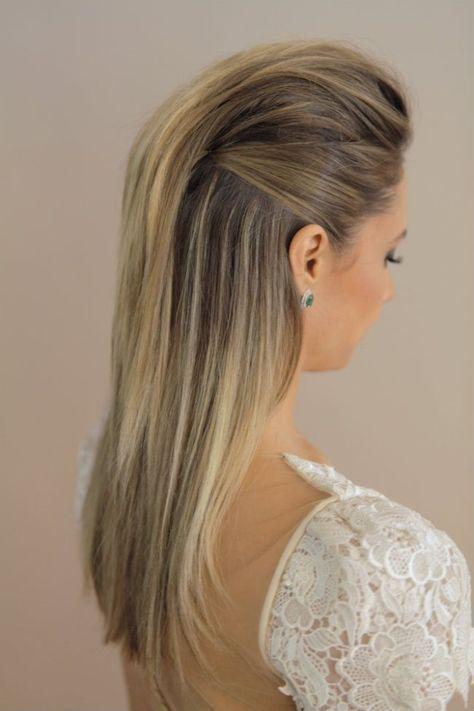 penteado cabelo liso 4
