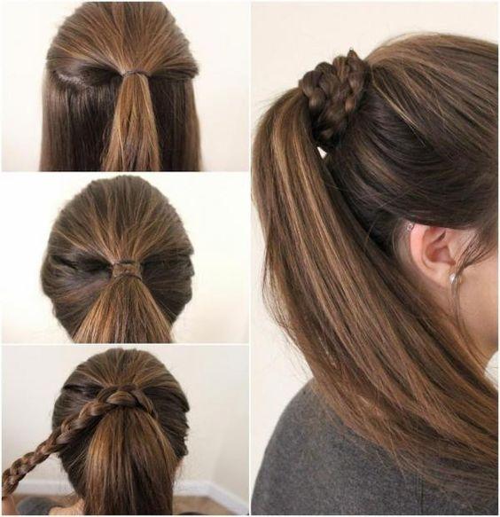 penteado facil passo passo 10