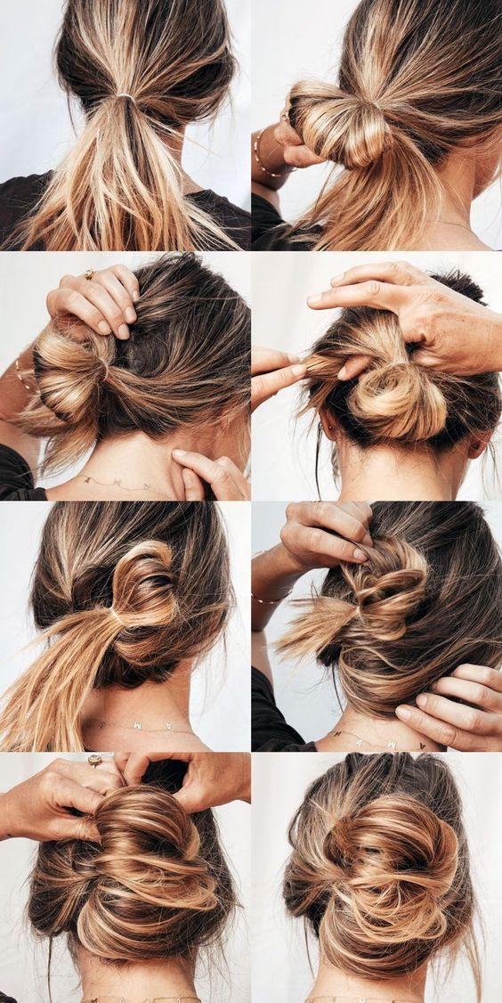 penteado facil passo passo 8