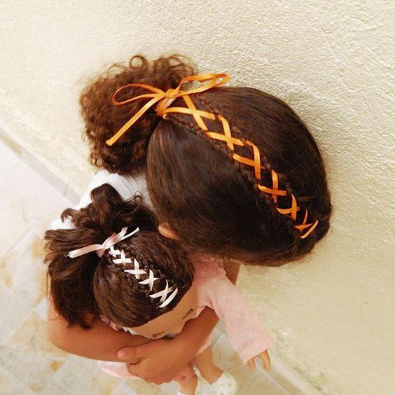 penteado festa junina acessorio 3