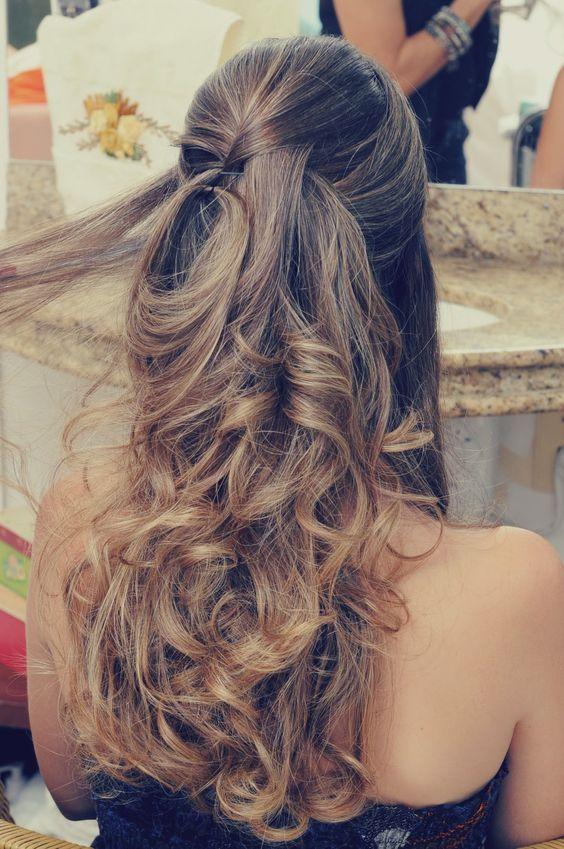 penteado madrinha casamento 1