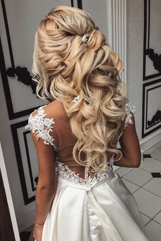 penteado noiva 2019 2