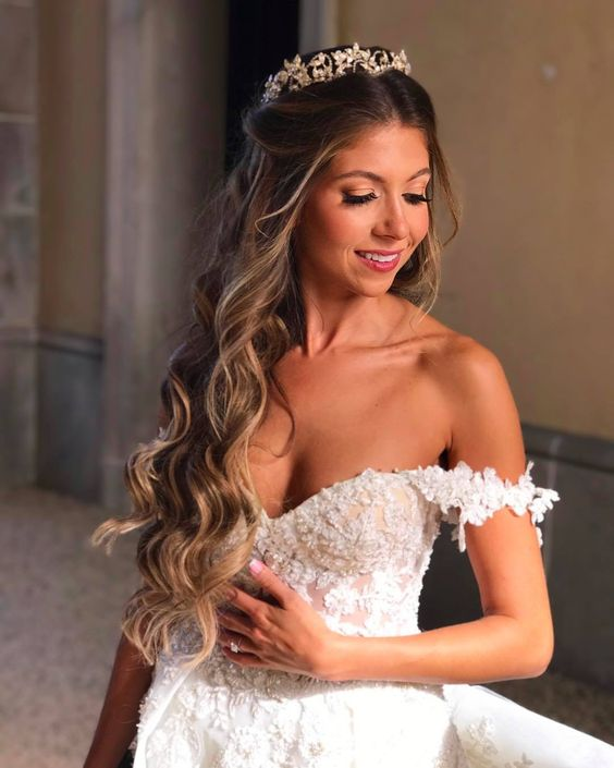 penteado noiva 2019
