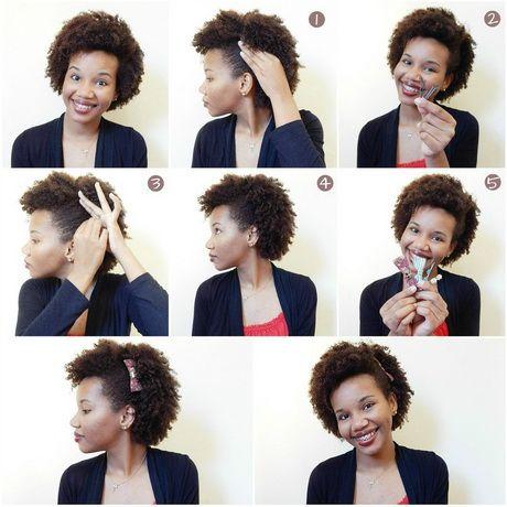 penteado simples cabelo cacheado