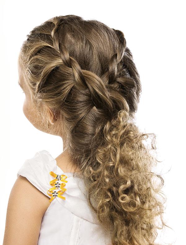 penteado vestido menina alianca 8