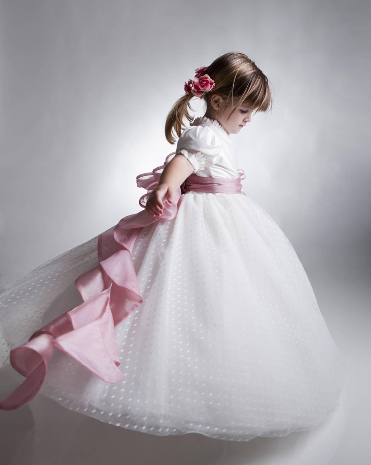 penteado vestido menina alianca 9