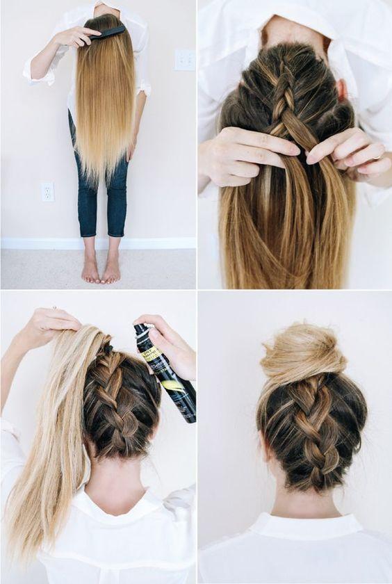 penteados calor verao 1