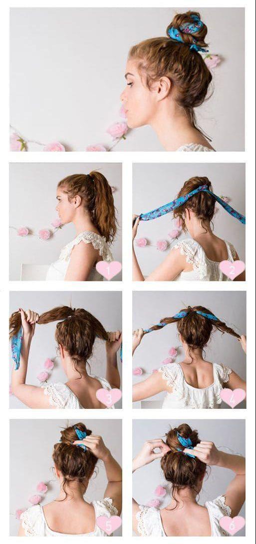 penteados calor verao 2