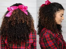 penteados festa junina cabelo cacheado