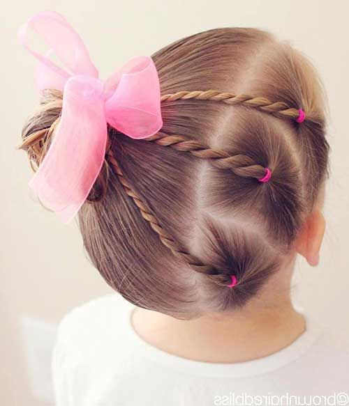 penteados festa junina crianca 1