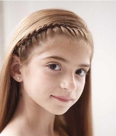 penteados para menina tranças