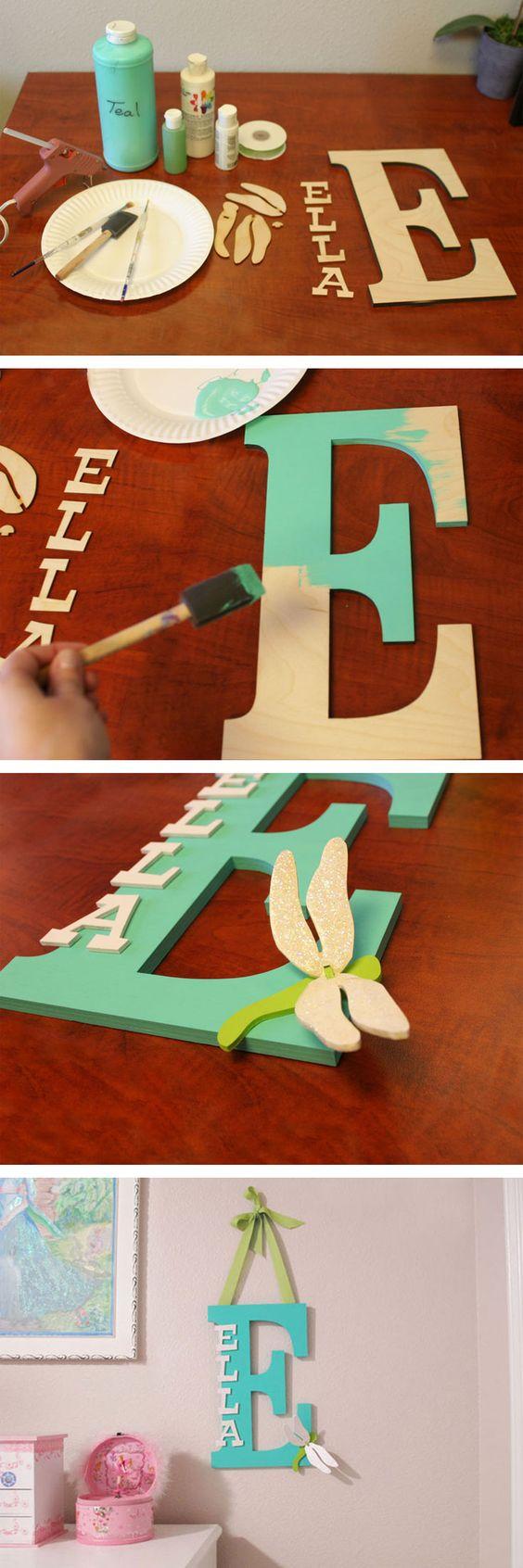 personalizar letras