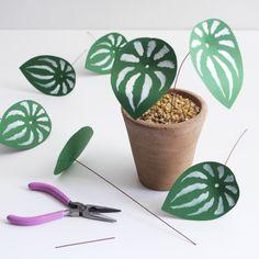 plantas papel decoracao 1