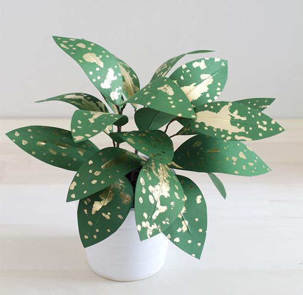 plantas papel decoracao 3